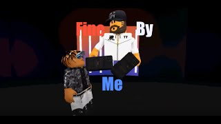 Chris Brown -★Fine By Me★[Roblox Music Video]