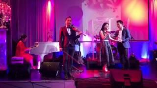 Vì Đó là Em Trần Thái Hoà & Y Phương Pianist Vương Hương & Violinist Luân Vũ Live Show At Moonlight