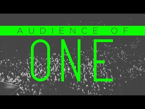 Audience of One: Secret Fasting
