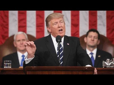 Trump pledges 'historic' tax reform, 'real and positive' immigration reform in Congress