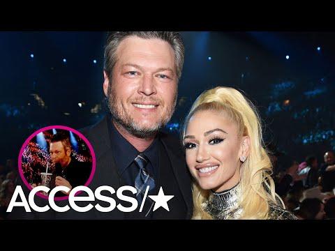 Gwen Stefani & Blake Shelton's Romance Melts Hearts At The 2019 ACM Awards