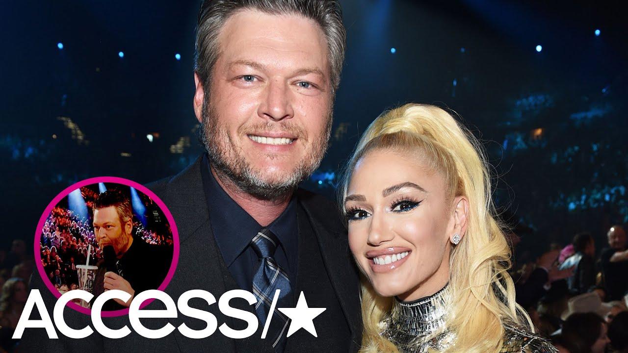 Blake Shelton and Gwen Stefani Bring the Romance in 'ACM ...