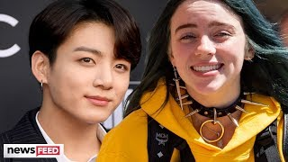BTS' Jungkook BREAKS The Internet Lip-Syncing Billie Eilish's 'Bad Guy'!