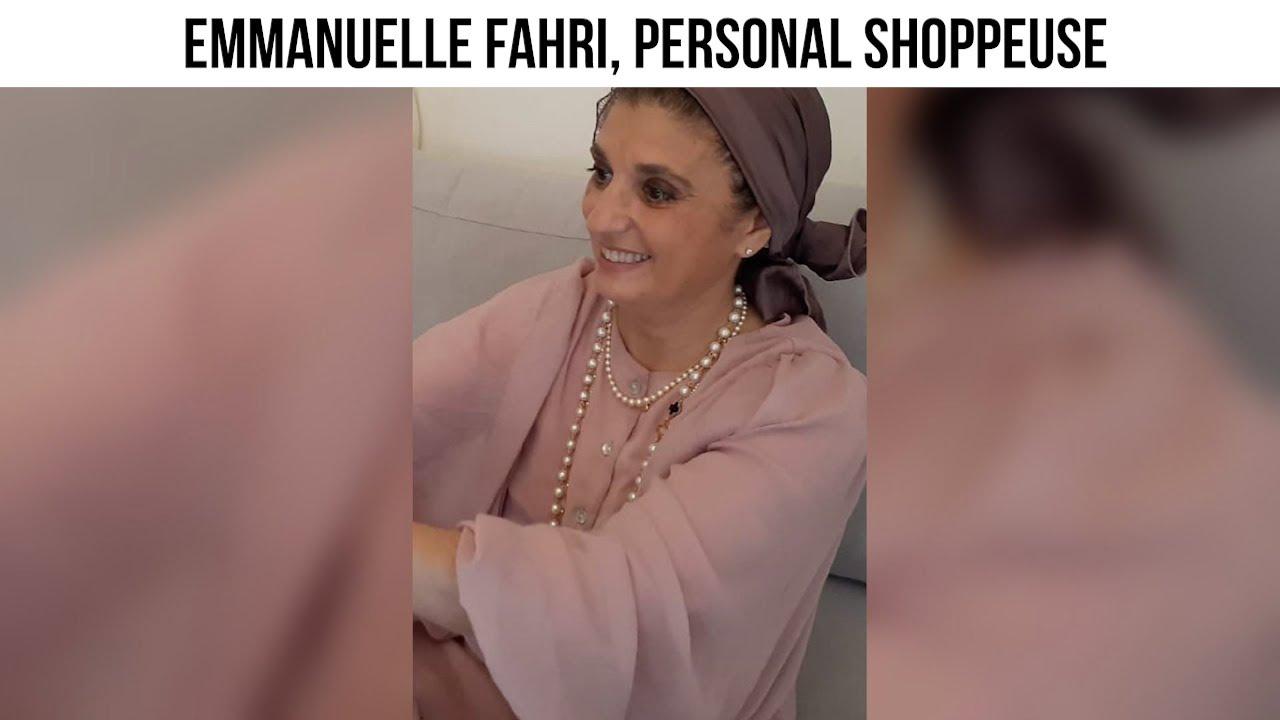 Emmanuelle Fahri, personal shoppeuse - CDP#304