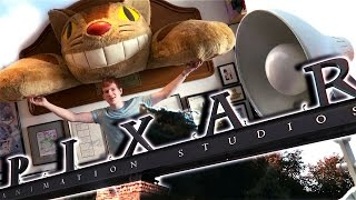 My Trip To PIXAR !!