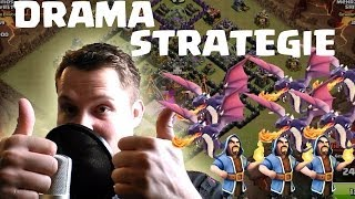 DRAMA STRATEGIE || CLASH OF CLANS || Let's Play Clash of Clans [Deutsch/German HD]