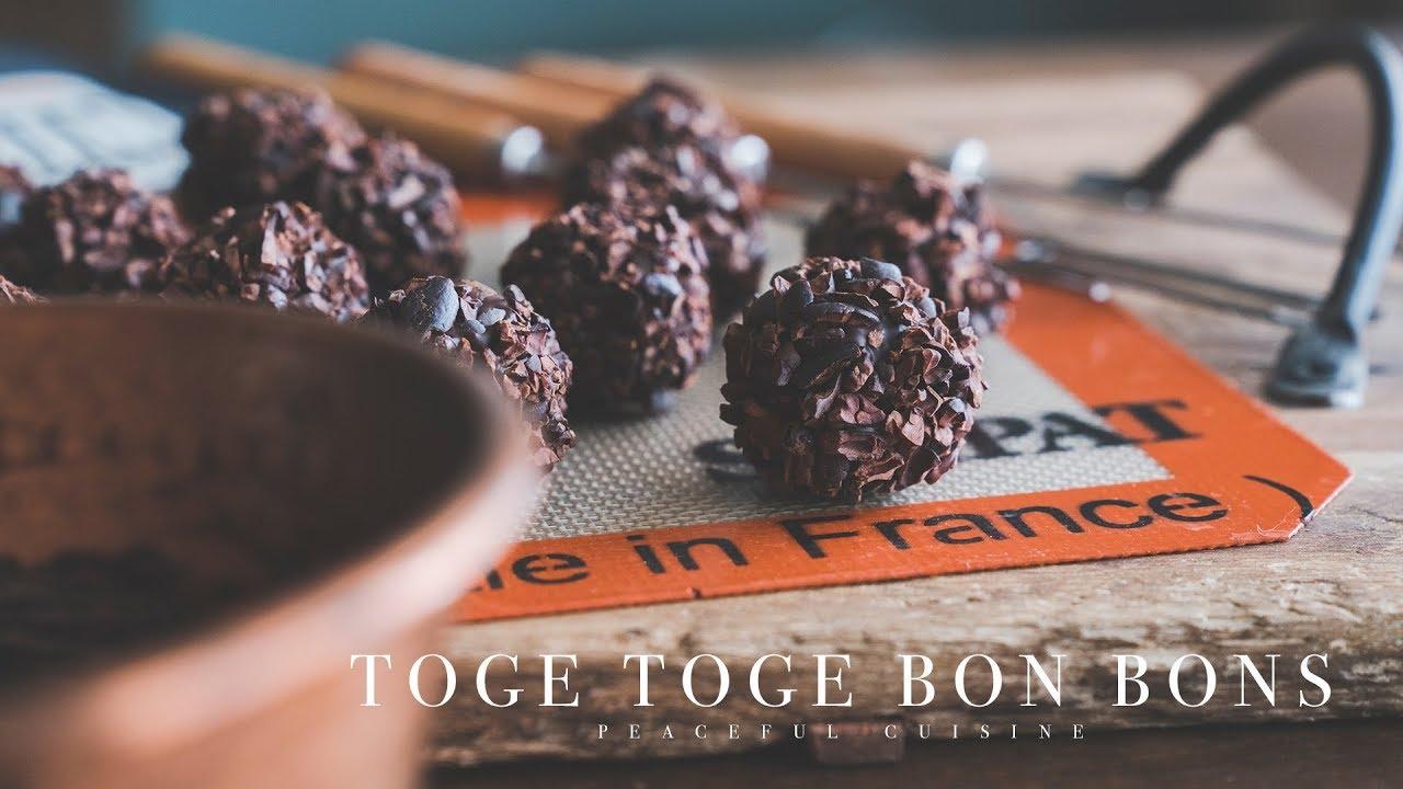 Toge Toge Bon Bons (vegan) ☆ 黒糖シークワーサートゲトゲボンボンの作り方