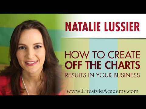 Kris Gilbertson Lifestyle Academy l Creating Amazing Results in Your Business w/ Nathalie Lussier