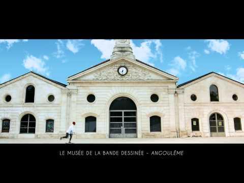 Film département de la Charente - Tourisme
