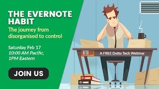 Evernote Habit Webinar