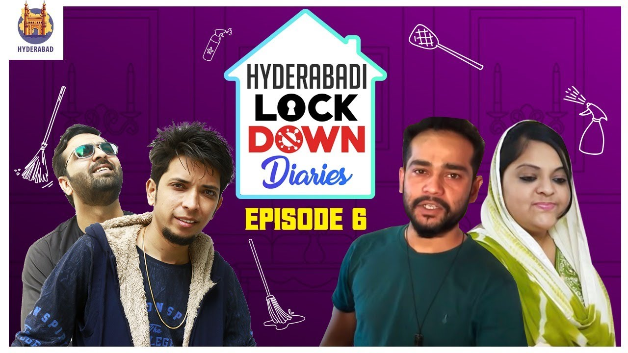 Hyderabadi Lockdown Diaries | Ep 6 | Abdul Razzak | Latest Hindi Comedy | Hyderabadi Funny Videos