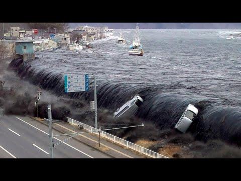 Мощнейшее за 10 лет землетрясение произошло в Японии