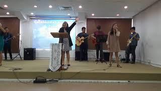 Ku Beri Kemuliaan (Sbab Kau Besar) Medley Curahkanlah KuasaMu Tuhan Lirik