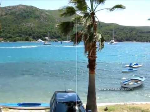 Villa Slano Dubrovnik Riviera, Accommodation near sea Croatia, Free wifi internet!