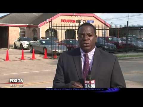 Direct Auto Houston >> Houston Direct Auto Victim Of Check Fraud Youtube