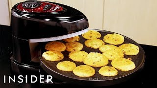 We Tried A Rotating Oven —And It Actually Works!