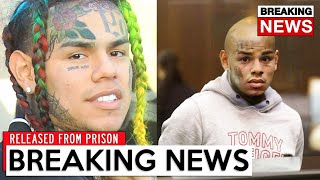 6IX9INE IS OFFICIALLY RELEASED, After This Happened...