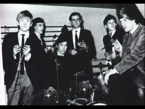 Keith Richards Bill Wyman Ian Stewart 1966 STU BALL