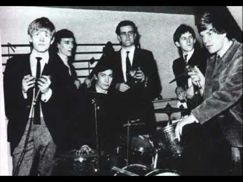 Keith Richards Bill Wyman Ian Stewart 1966 STU BALL