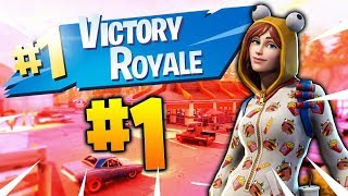 FIRST REAL VITTORY OF CANAL ON FORTNITE! [ Fortnite ]
