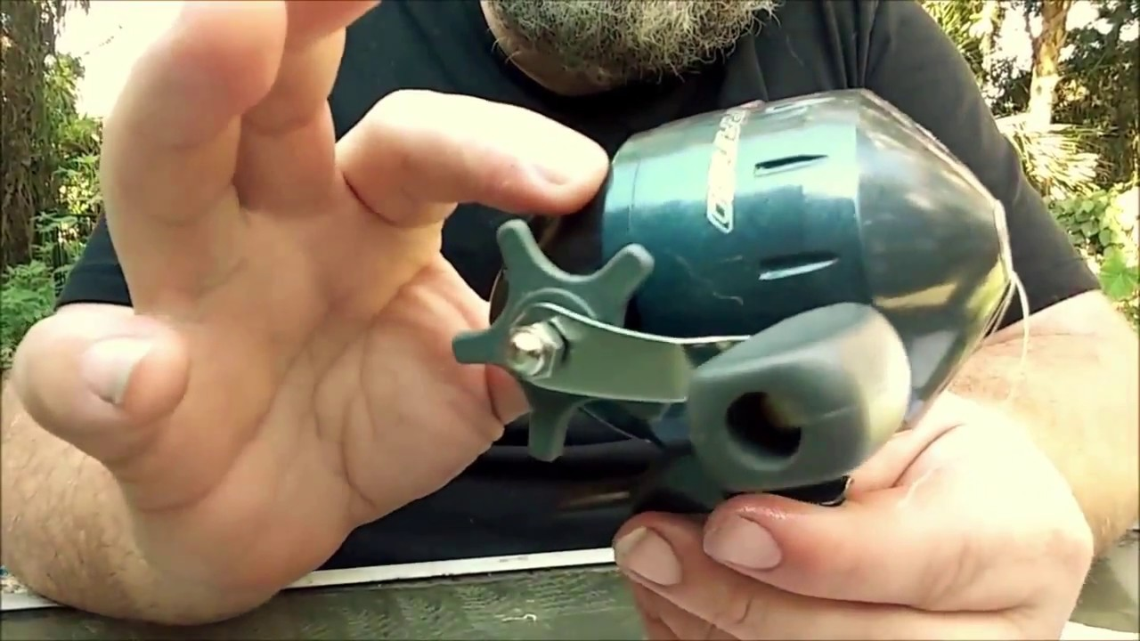 How to Clean and Maintain a Fishing Reel - Spinning, Baitcasting and