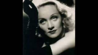 Marlene Dietrich - Ne Me Quitte Pas ( Bitte Geh Nicht Fort )