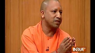 Yogi Adityanath Speaks On Sadhvi Pragya & Swami Aseemanand - India TV