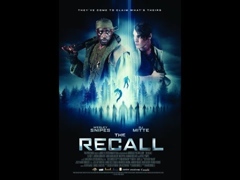 Download THE RECALL Official Trailer 2017 Wesley Snipes, Sci FI Movie
