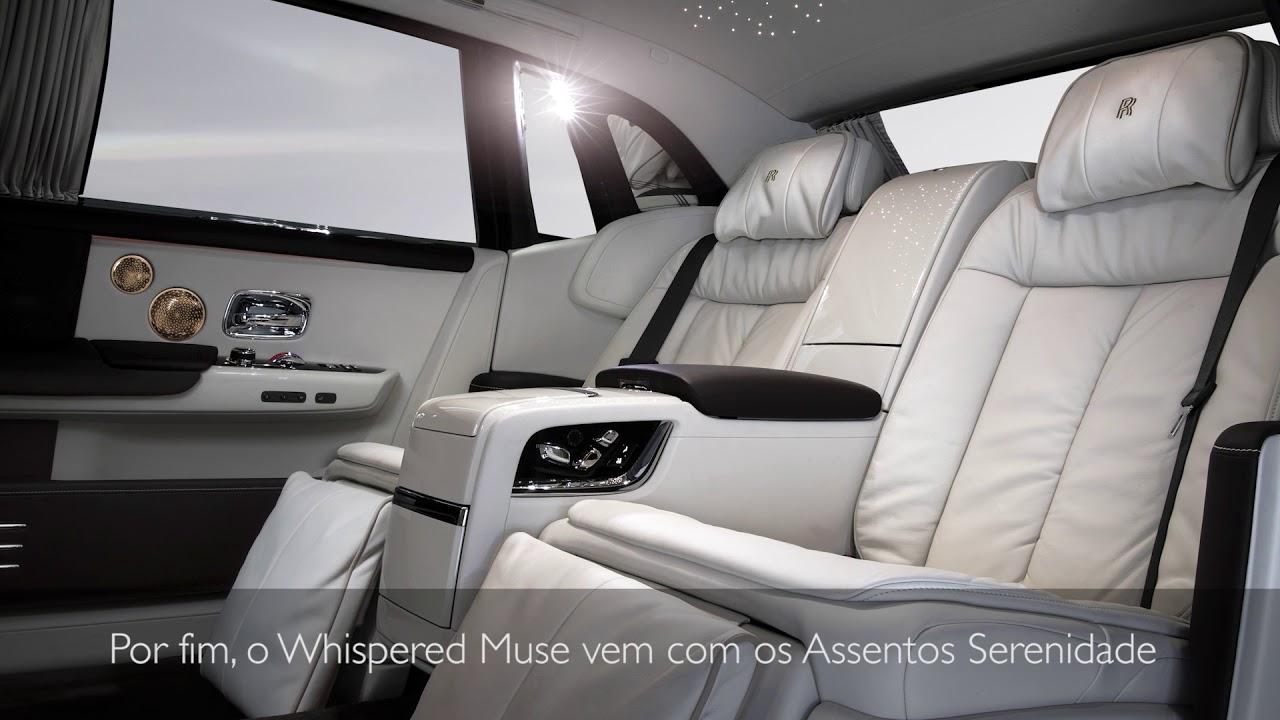 Rolls Royce Phantom Whispered Muse