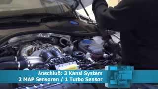 Chiptuning Einbauvideo: Audi RS7 4.0l TFSI Quattro  560PS