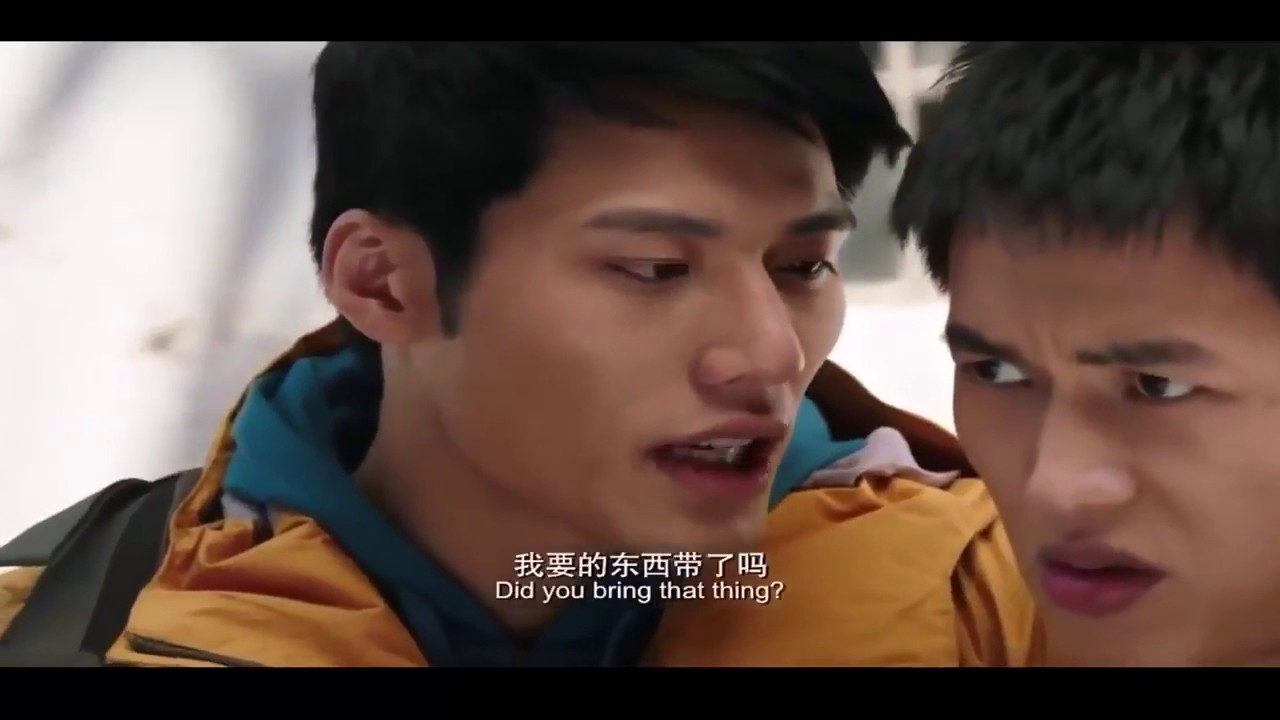Best Chinese Drama Movie - THE LOST TOMB