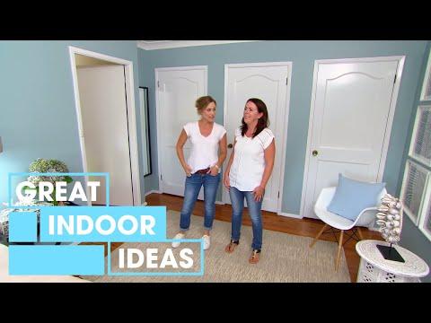 Tara's Bedroom Makeover | Indoor | Great Home Ideas