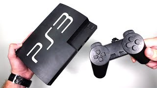 Unboxing FAKE Playstation 3