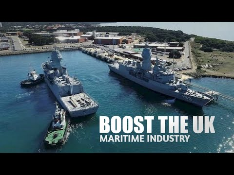 Build Royal Navy Supply Ships In Britain And Boost The UK's Maritime Industry
