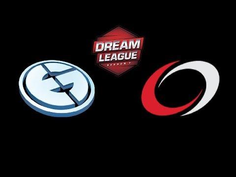 EG vs coL  DreamLeague season 8 Highlights Dota 2