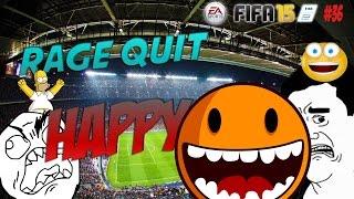 FIFA 15 UT - RAGE QUIT? NÃO! RAGE HAPPY HAHA #36
