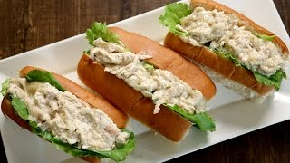 Chicken Mayo Roll Recipe | Easy & Quick Snack Recipe | The Bombay Chef - Varun Inamdar