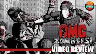 Review: OMG Zombies! (Switch) - Defunct Games