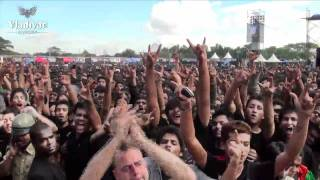 Highlights of the greatest Metallica concert in the history of India - With Vladivar