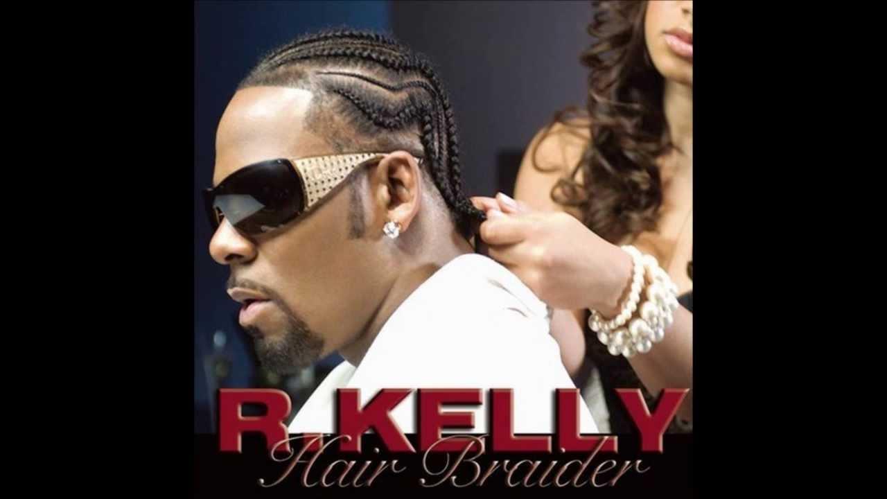 R Kelly Hair Braider On Anthony David Body Language