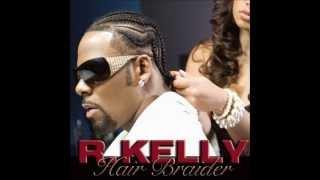 R - Kelly - hair braider on Anthony David - Body Language riddim (REMIX) (2013)