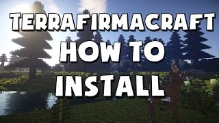 How To Install TerraFirmaCraft Tutorial Guide & Custom Modpack Download (Easy)