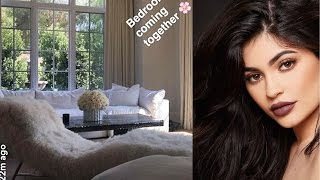Kylie Jenner Tours NEW Mansion & Unveils 3 New Lipkit Shades