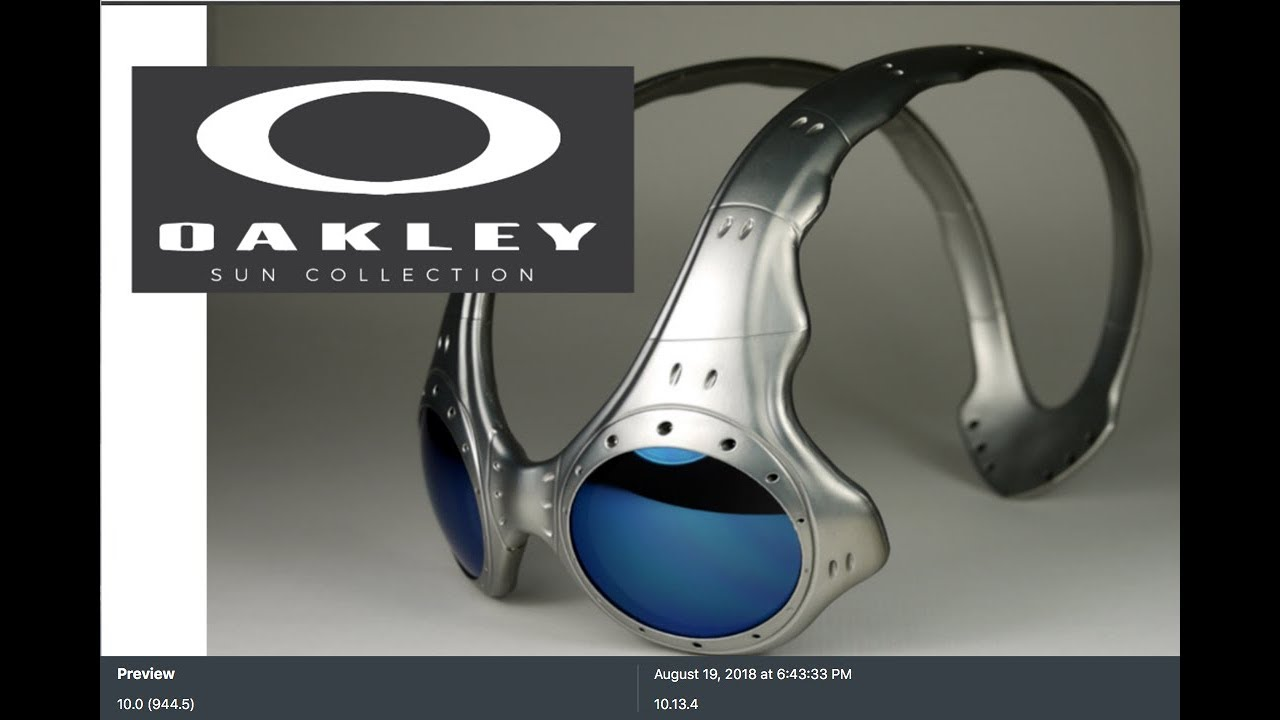 1f7c2d1047 Oakley | Over the Top. O óculos icone. - YouTube