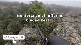 Montería en el Infierno 👺👹 (Ciudad Real)  💥🐗 Videos de Caza