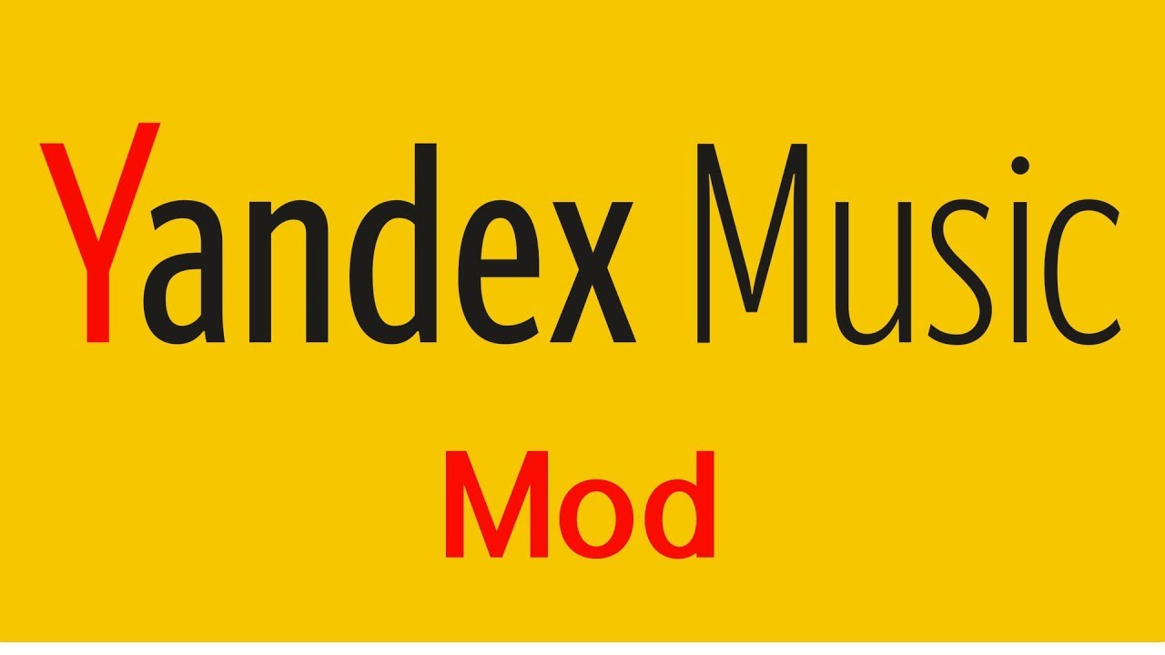 Download Yandex Music Mod Apk with Paid Subscription Unlocked On Android