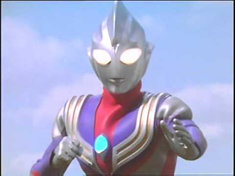 Ultraman Tiga episode 1 2/2 (Chineese)