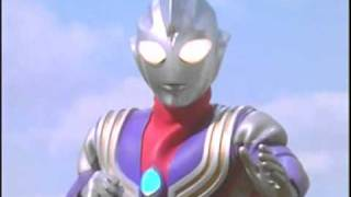 Ultraman Tiga episode 1 2/2 (Chineese)