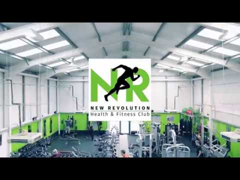 Join the revolution - NR Heath & Fitness Club