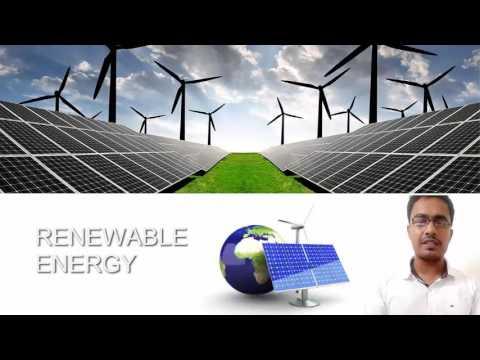 Renewable Energy | BSc | Tutorials | Somdeep Ghosh